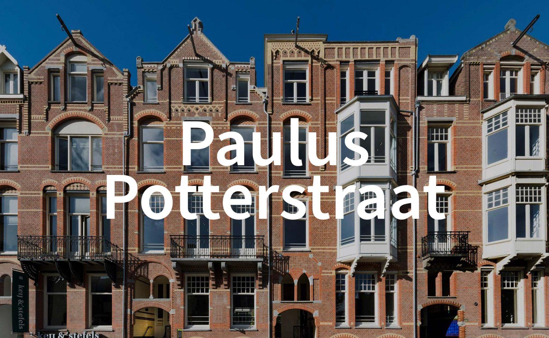 Paulus Potterstraat